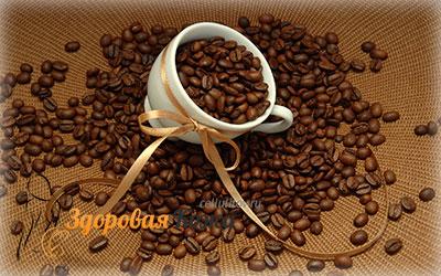 Обёртывание при помощи натурального кофе - Целлюлит