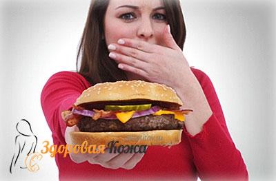 какие продукты вызывают запах изо рта