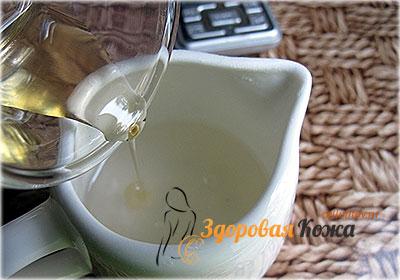 Рецепт антицеллюлитной масляной смеси