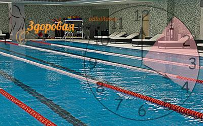 Как часто следует посещать бассейн