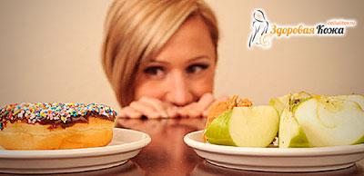 Плохое питание способствующее целлюлиту
