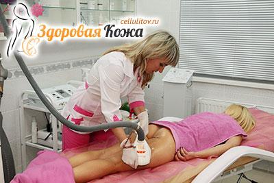 Процедуры против целлюлита